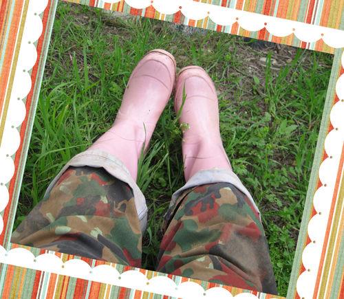 Tyns garden legs