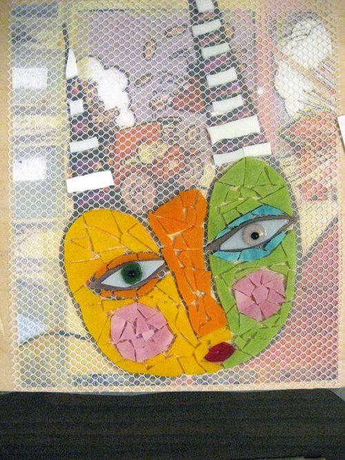 Mosaic af