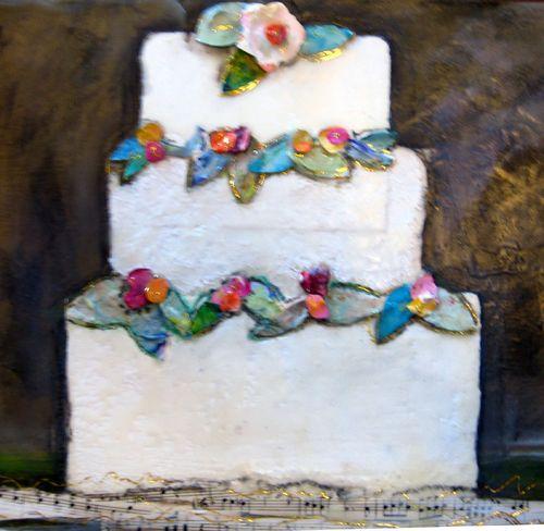 Wax cake