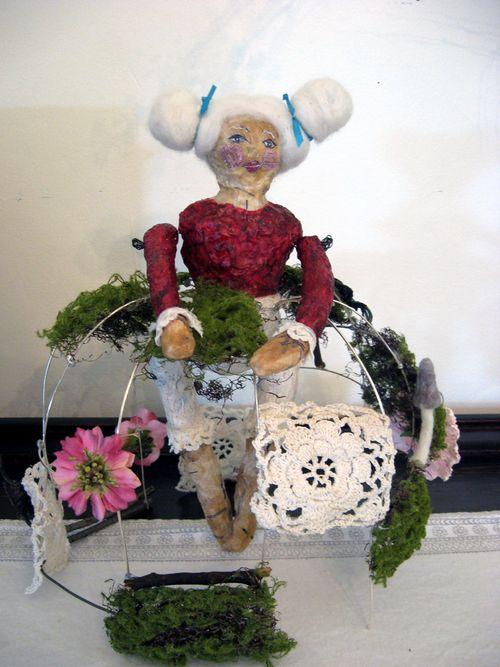 Garden doll 4