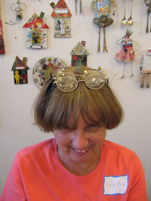 Lou ann glasses