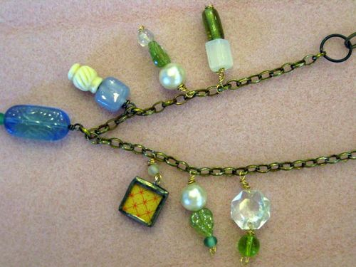 Charm necklace~