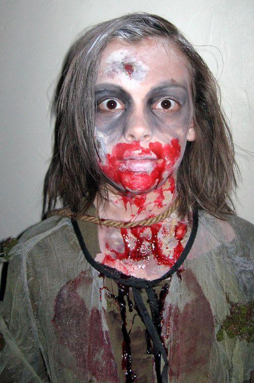 Ian halloween 4