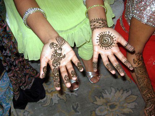 Neice henna