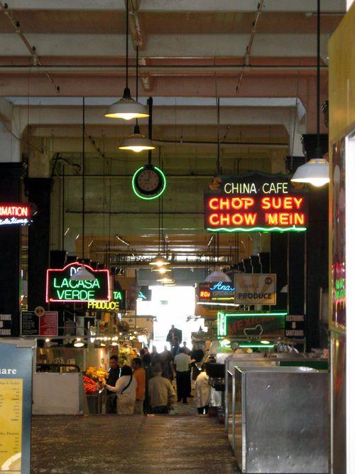 Chunky market