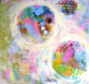 Paint explorations